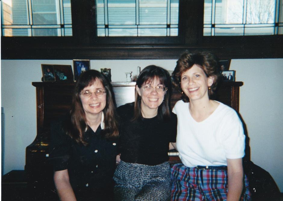 georgia, tina and me