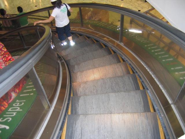 Spiral_escalator