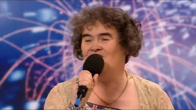 Susan Boyle pic
